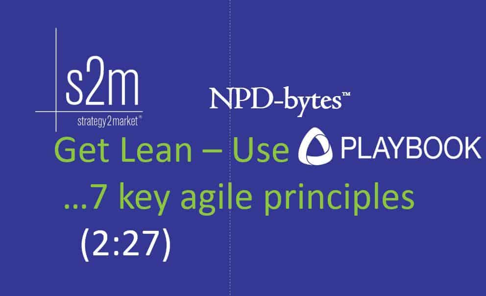 Lean project execution software