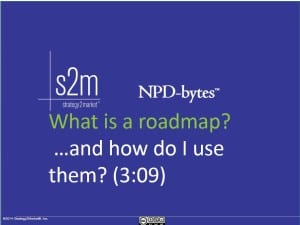 What is a roadmap