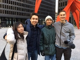meet our university of chicago interns